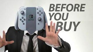 Nintendo Switch - Before You Buy