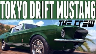 Nonton The Crew Fast & Furious Car Build : Ford Mustang (Shelby GT500) Car Build
