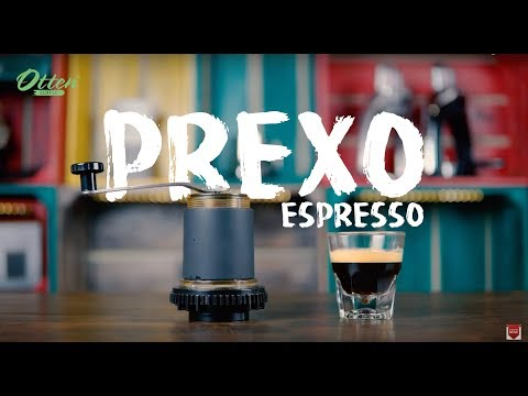 Prexo Manual Espresso Coffee Maker