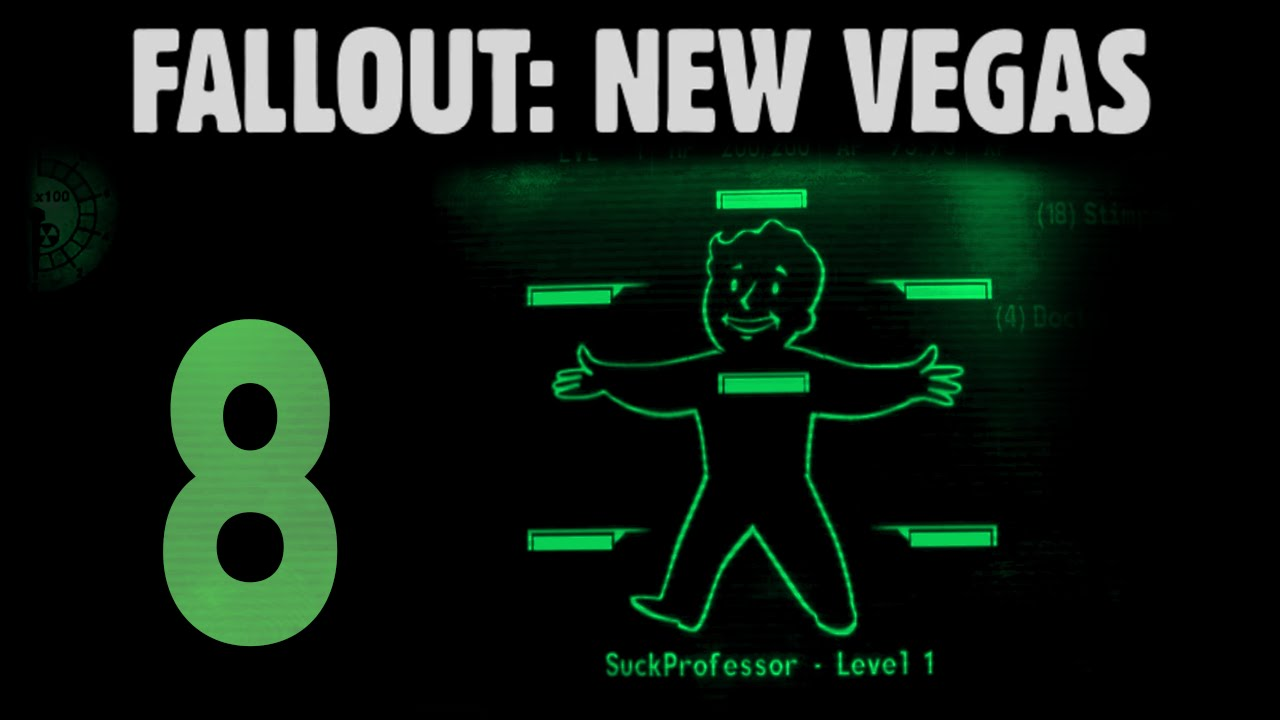 Fallout new vegas gets funny with suck professor tgn central voltagebd Choice Image