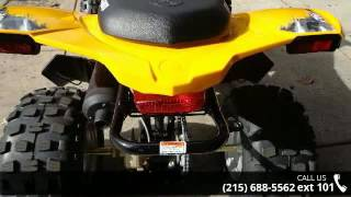 9. 2017 Can-Am DS 250® Youth - East Coast Cycle Center - Be...