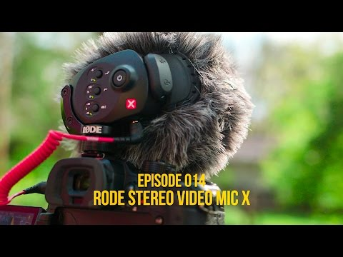 Rode Stereo Video Mic X Review // Noise Floor Comparison