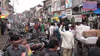 Bhavnagar India  City pictures : The market of Bhavnagar (Gujarat - India)