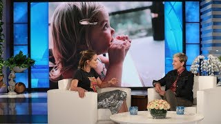 Video Olivia Wilde's Kids Think Ellen Is Their Real Mom MP3, 3GP, MP4, WEBM, AVI, FLV Desember 2018
