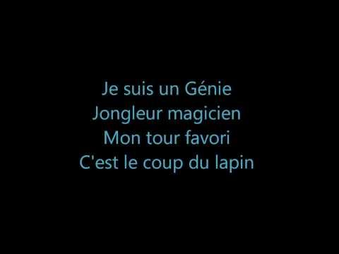 Aladdin - Je Suis Ton Meilleur Ami - Paroles