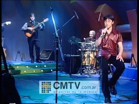 Luciano Pereyra video Cómo puedes vivir sin mí - CM Vivo 2000