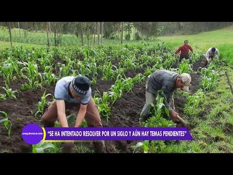 Angela Penagos: La Ley de Tierras – Programa La Pepa