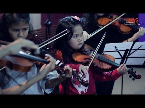 JMS VIDEO COVER - Ansambel Biola | Kursus Musik Jogja | Belajar Musik Jogja