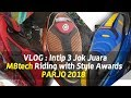 VLOG : Intip 3 Jok Juara MBtech Riding with Style Awards di Parjo 2018