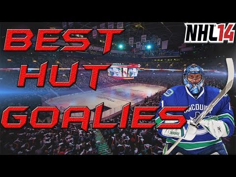 NHL 14 HUT: The Best HUT Goalies To Use!