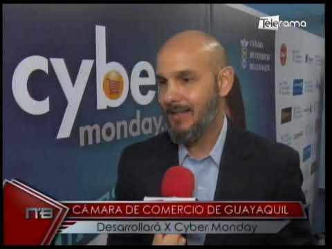 Cámara de Comercio de Guayaquil desarrollará X Cyber Monday