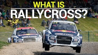 All You Need To Know About World Rallycross
