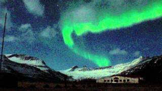 Faskrudsfjordur Iceland  city photo : Iceland Aurora HD