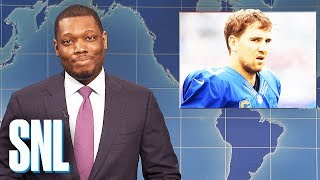 Video Weekend Update on Eli Manning Being Benched - SNL MP3, 3GP, MP4, WEBM, AVI, FLV Desember 2018