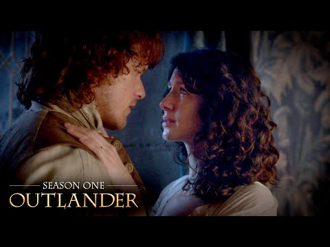 Claire Confesses Her Love To Jamie | Outlander