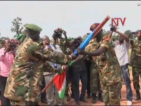 Uganda KONY 519 online news - http://www.ntvuganda.co.ug/ With the Lords Resistance Army Commander Joseph Kony and remnants of his rebel group still elusive, the African Union has taken o...