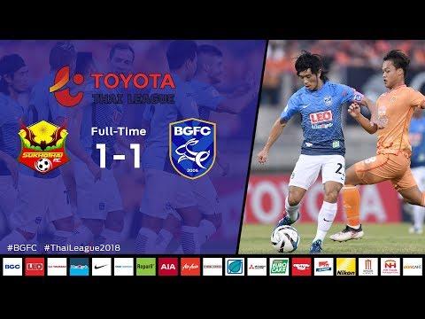 BGTV : BG GOAL : TTL 2018 SUKHOTHAI FC VS BGFC  ( HIGHLIGHT )