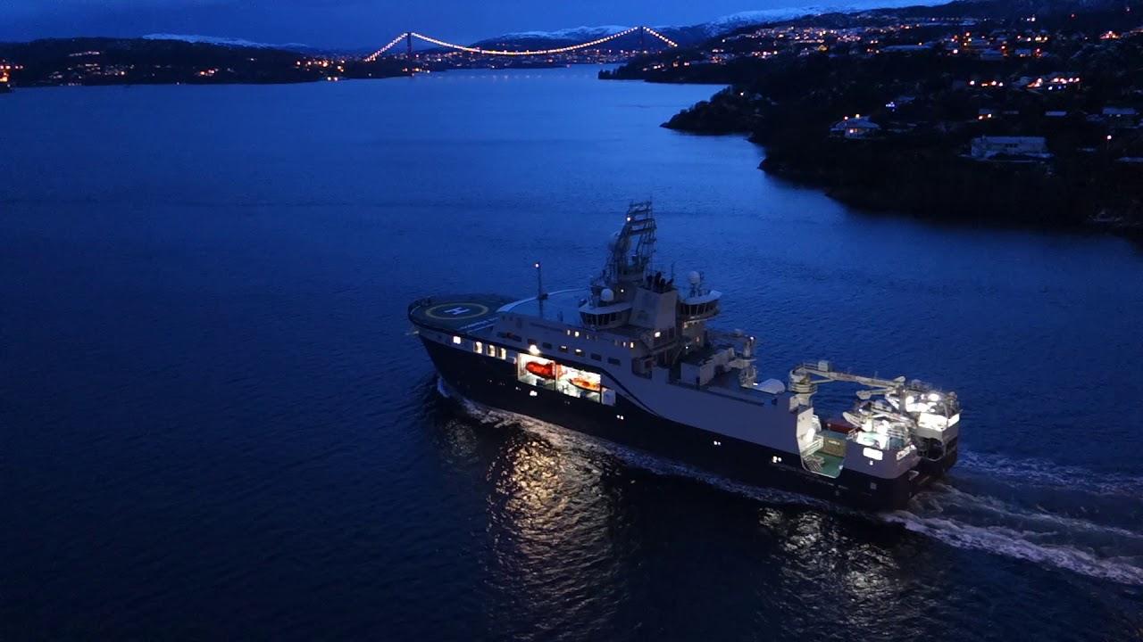 Kronprins Haakon – icebreaker research vessel