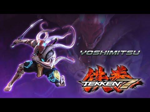 Tekken 7 combos episode 8 : YOSHIMITSU
