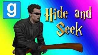 Gmod Hide and Seek - Harry Potter Edition! (Garry's Mod Funny Moments) by Vanoss Gaming