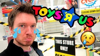 Video TOY HUNT!! GOODBYE TOYS R US! MP3, 3GP, MP4, WEBM, AVI, FLV Maret 2018