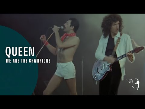 Queen - We are the champions lyrics