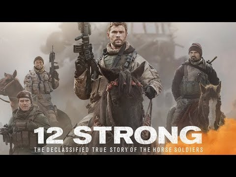 12 Strong (2017) WEB-DL XviD AC3 English Lenguage