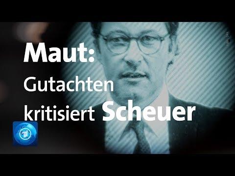 FDP: Gutachten meint, die Maut-Verträge könnten für d ...