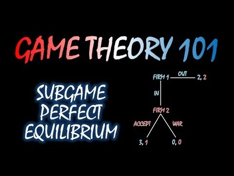 game theory unique equilibrium The cornerstone of game theory is the nash equilibrium – the  or multiple pure  strategy nash equilibria then it must have a unique mixed.