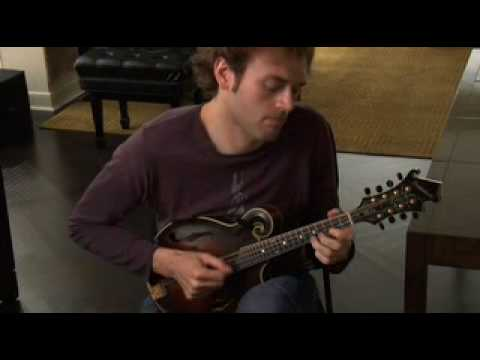 Chris Thile, E Major Prelude - BACH & friends - Michael Lawrence Films