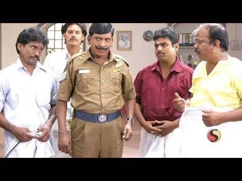 Maruthamalai Superhit Tamil Hd Movie | Tamil Comedy Movie | Arjun Vadivelu Nonstop Comedy - Movie7.Online