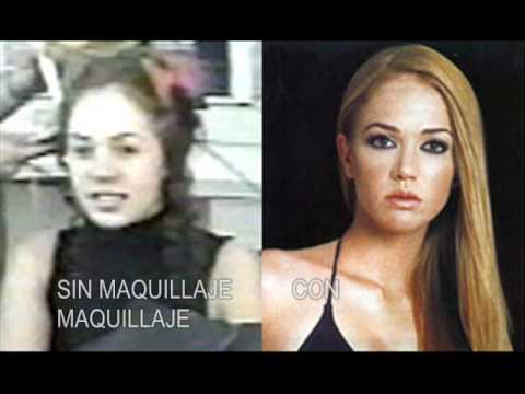 0 Mujeres famosas sin maquillaje