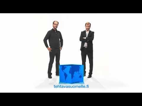 Tehtävä Suomelle - Hjallis & Aku tekijä: Mahassazan