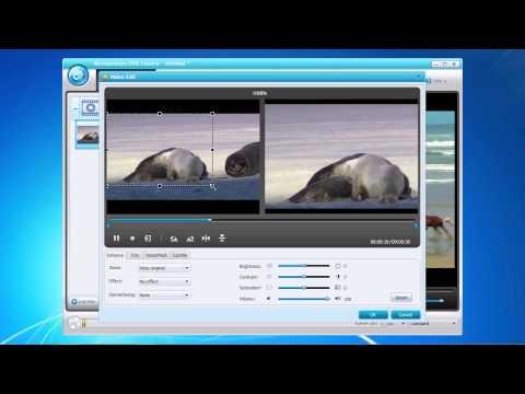 How To Use Wondershare DVD Creator