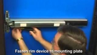 Detex V40EB Installation thumbnail