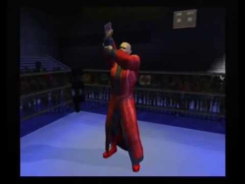Legends of Wrestling II GameCube