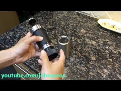 Staresso Manual Portable Espresso Maker REVIEW