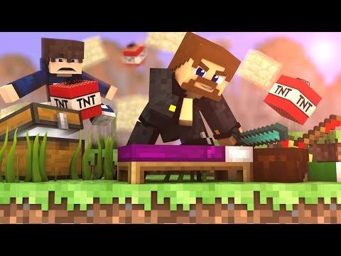 ЭТУ КОМАНДУ НЕВОЗМОЖНО ПОБЕДИТЬ, ТАКТИКА БАЗУК В БЕДВАРСЕ - Minecraft Bed Wars