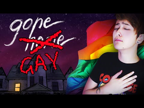 SUUUPER DUPER GAY. | Gone Home [Full Let's Play/Gameplay] видео