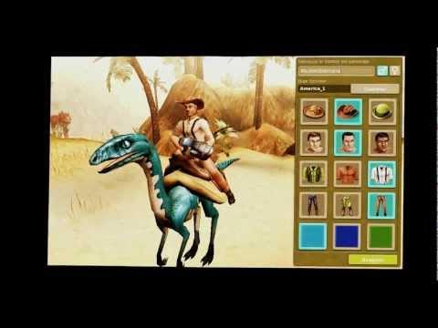 Gameplay de dinostorm parte 1 Español Comentado