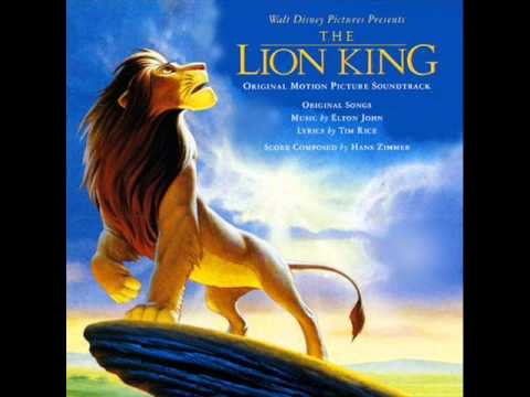 The Lion King OST - 02 - I Just Can't Wait to be King