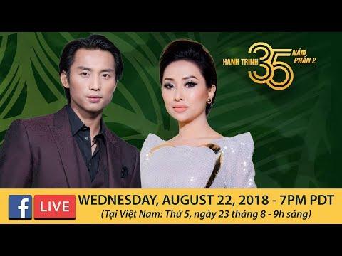 Livestream với Đan Nguyên & Như Ý - August 22, 2018 - Thời lượng: 1 giờ.