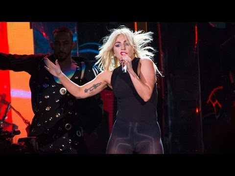 Lady Gaga - The Cure at Coachella (HD 4k) NEW SONG!