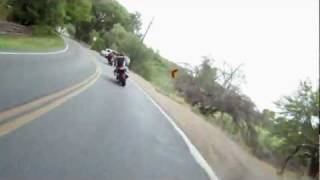8. HighSide Crash 2007 Yamaha YZF600R