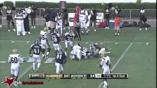 Isaiah Crowell vs Jackson State (2013)