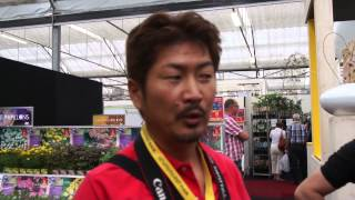 #759 Plantarium 2012 - Lubera Fans aus Japan
