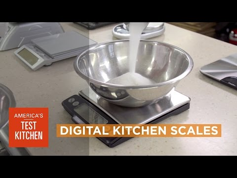 Equipment Review: Best Digital Kitchen Scales & Our Testing Winner & Best Buy