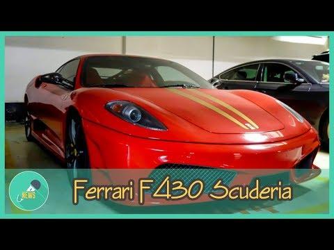 Ferrari F Scuderia trong vụ Dũng 'mặt sắt' xuất hiện ở Sài Gòn