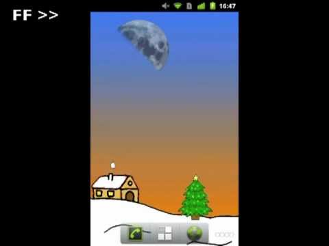 Video of Christmas Live Wallpaper Free