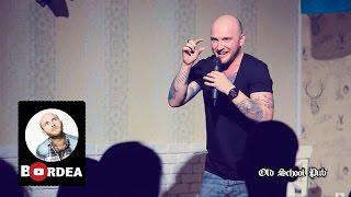 Boardea Stand-up Comedy 2016 (show complet) - Catalin Bordea